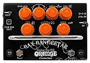 ORANGE Bax Bangeetar Guitar Pre-EQ