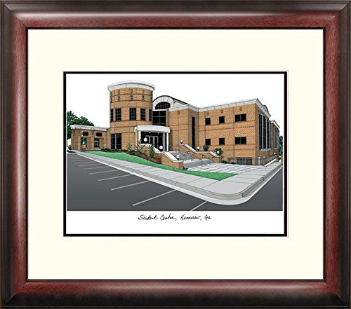 Kennesaw State Framed Lithograph Print by Landmark Publishing