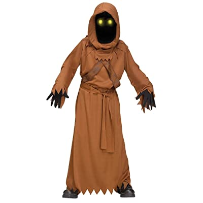 Fun World - Fade In/Fade Out Desert Dweller Child Costume: Toys & Games