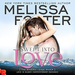 Swept into Love Audiobook