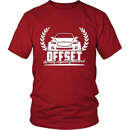 Infiniti Q50 Wheel Negative Offset Rims JDM T-Shirt - Buy Online in UAE. |  Apparel Products in the UAE - See Prices, Reviews and Free Delivery in  Dubai, ...