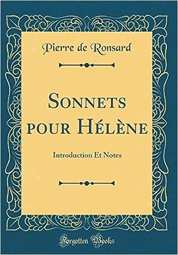 by Pierre de Ronsard