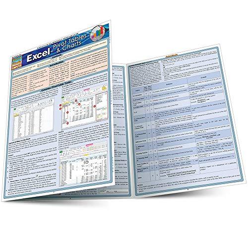 Excel: Pivot Tables & Charts (Quick Study Computer) (Pivot Tables)