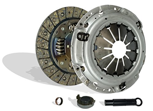 Honda Element Dx - Clutch Kit Works With Set Honda Element Cr-V Ex Lx Sc Dx Sport Utility 4-Door 2.4L l4 GAS DOHC Naturally Aspirated (Flywheel Spec: .112+)