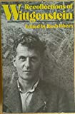 img - for Recollections of Wittgenstein book / textbook / text book
