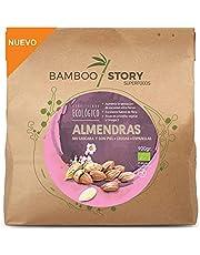 NOUVEAU - Mandes Espagnolen, Crues, avec Peau, Biologique et Bio Bamboo Story 900 g