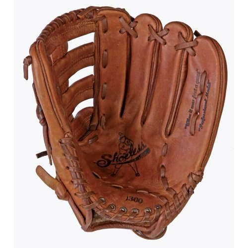 Shoeless Joe Baseball Fielding Glove 13'' - RHT 1300SBR by Shoeless Joe LLC