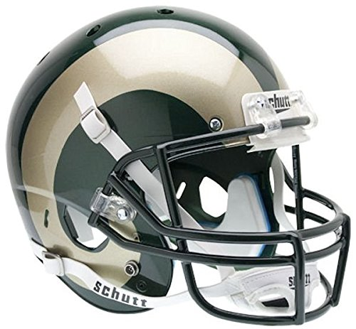 COLORADO STATE RAMS Schutt AiR XP Full-Size REPLICA Football Helmet CSU Csu Air