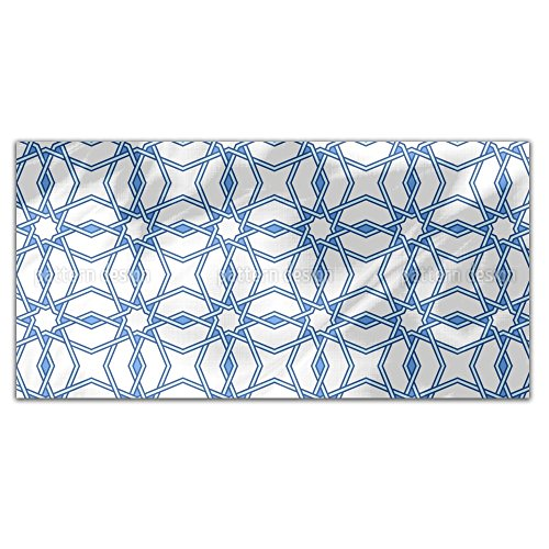 Morning Star Rectangle Tablecloth: Medium Dining Room Kitchen Woven Polyester Custom Print by uneekee