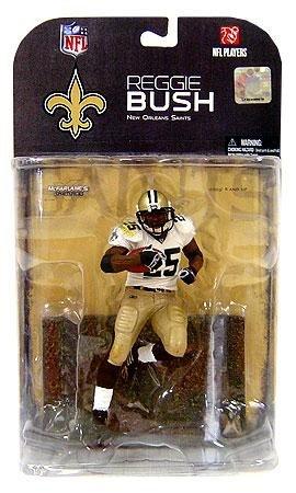 Thomas Football Jones Nfl (NFL Series 17:Reggie Bush 2 - New Orleans Saints)
