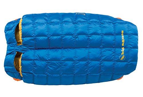 Bag Agnes Big Nylon Sleeping (Big Agnes - Sentinel 30 Sleeping Bag with 600 DownTek Fill, 40