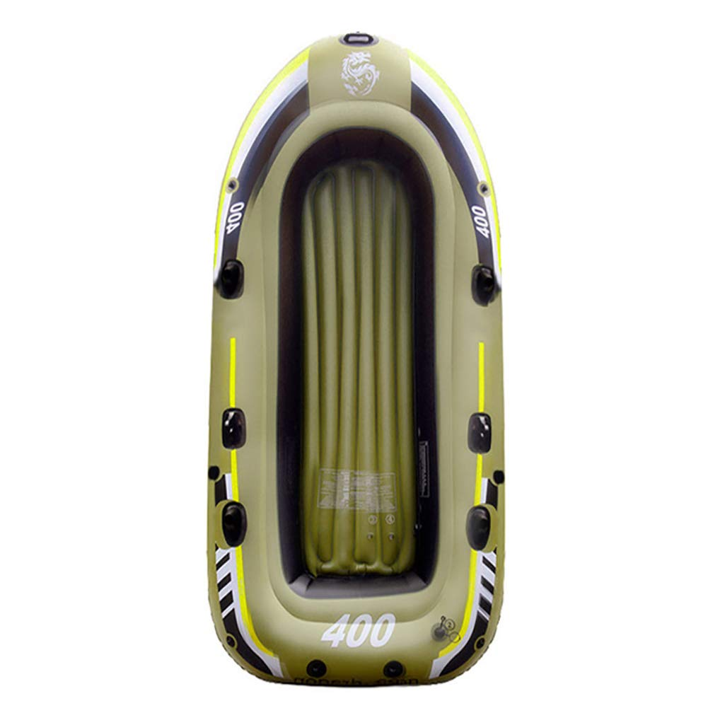 DMBHW Profesión al Aire Libre Rafting 280cm Bote Salvavidas ...