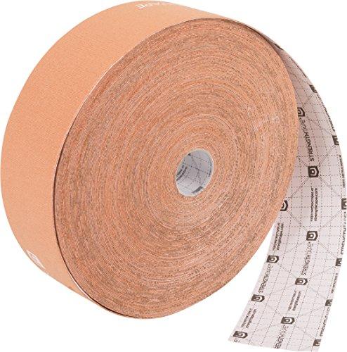 StrengthTape Uncut Roll Kinesiology Tape, Beige, - Usa Triathlon Discounts