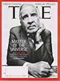 Time December 16, 2013 Carl Icahn Master of the Universe [Single Issue Magazine] [Jan 01, 2013] ...