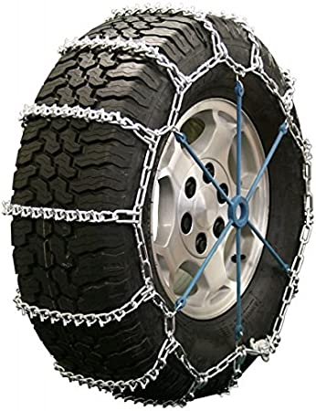 2821 Quality Chain Road Blazer Non-Cam 5.5mm V-Bar Link Tire Chains