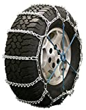 Quality Chain Road Blazer Non-Cam 5.5mm V-Bar Link Tire Chains (2814)