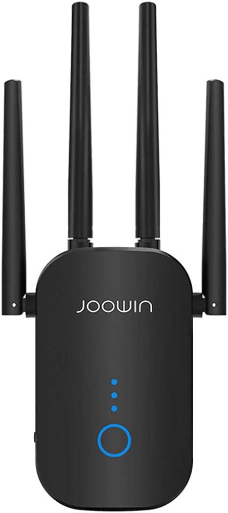 Amplificador De Señal WiFi De 1200 Mbps,Banda Dual De Alta ...