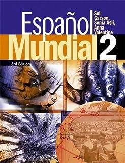 Espanol Mundial 2 (Bk. 2) (Spanish Edition)