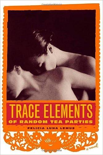 Trace Elements of Random Tea Parties: A Novel