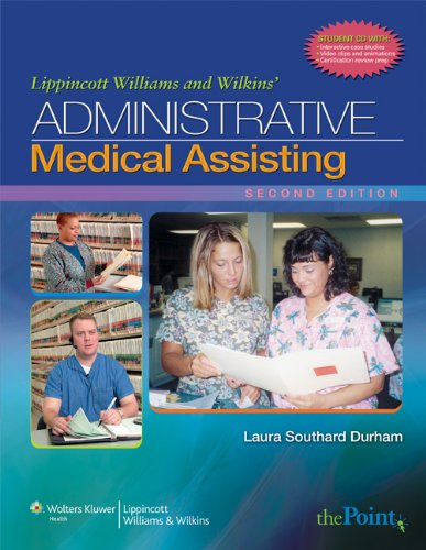 Lippincott Williams & Wilkins' Administrative Medical Assisting (Point (Lippincott Williams & Wilkins))