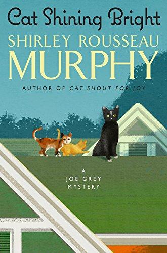 Cat Shining Bright: A Joe Grey Mystery (Joe Grey Mystery Series)