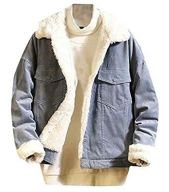 Amazon.com: cvvedcbf Men's Winter Fleece Plus Size