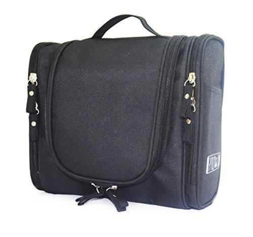 Cutenephew Deluxe Toiletry Bag Travel Case Bathroom Storage Cosmetic Bag Toiletry Bag Travel