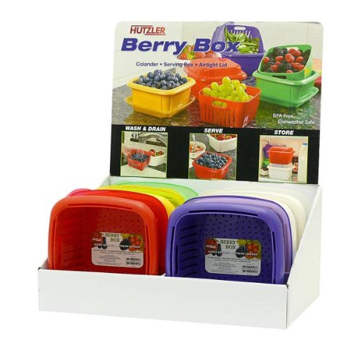 DDI 706230 Berry Box Counter Display (Case of 6) from DDI