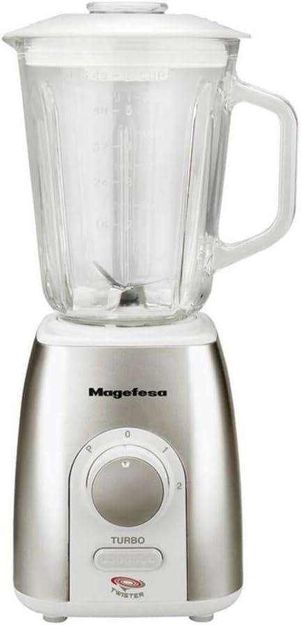 Magefesa 02BE4244000 Batidora vaso Twister 600 W, 1500 milliliters ...
