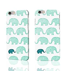 "Elephant 3D Rough iphone Plus 6 -5.5 inches Case Skin, fashion design image custom iPhone 6 Plus - 5.5 inches , durable iphone 6 hard 3D case cover for iphone 6 (5.5""), Case New Design By Codystore"