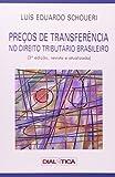 capa de Preços de Transferência no Direito Tributário Brasileiro