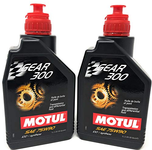 Motul 75W90 Synthetic Transmission Differential product image