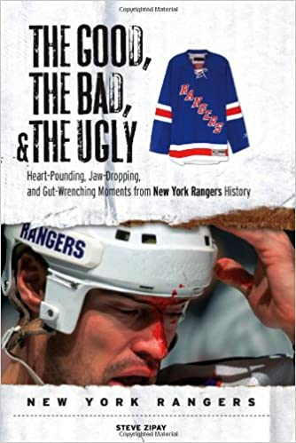 The Good The Bad The Ugly New York Rangers Heart Pounding Jaw