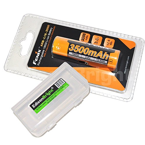 ARB L18 3500mAh Protected Rechargeable EdisonBright product image