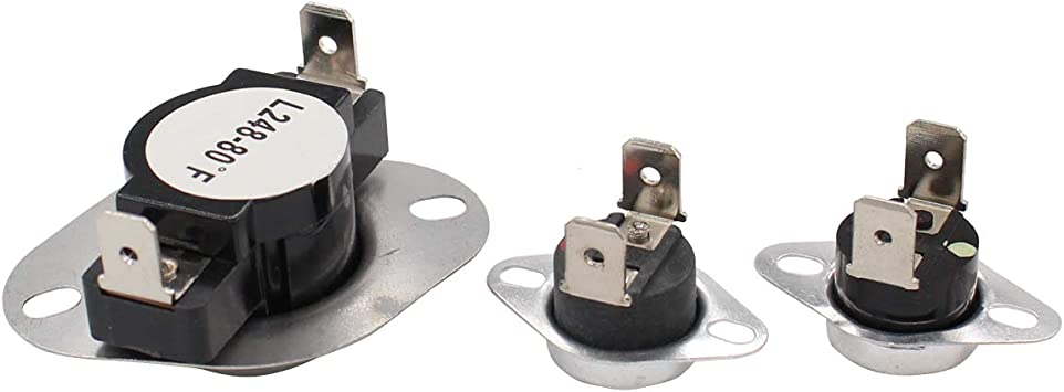 Replacement Thermostat Kit for Admiral ADG20K2A ADG20L4A ADG20K3W ADG20L1H