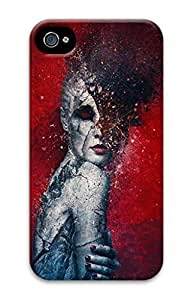 3D PC Back For Case Samsung Galaxy S5 Cover Hard Shell Skin For Case Samsung Galaxy S5 Cover with Bloody Love