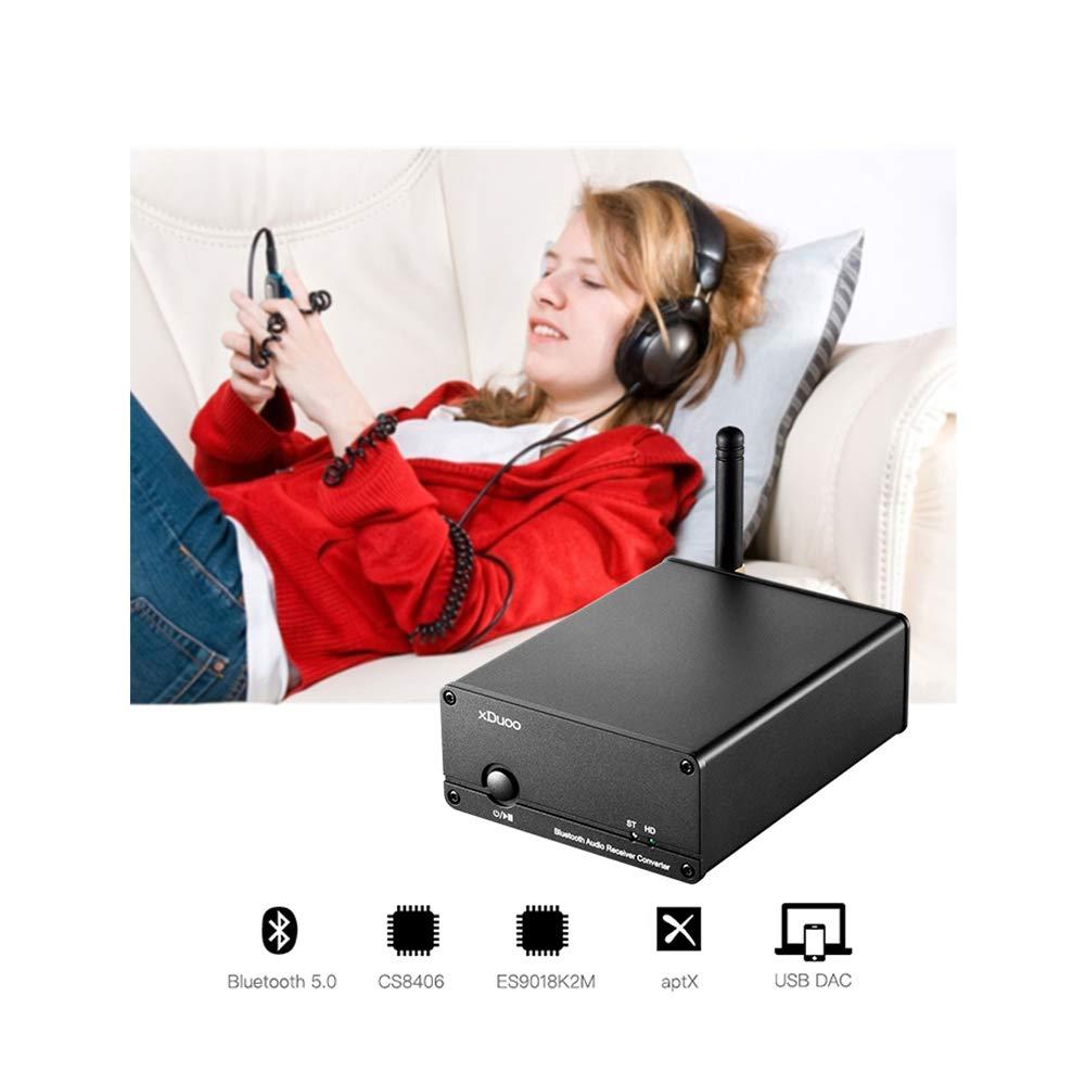xDuoo DSD DAC Portable Audio Headphone Amplifier TA-01
