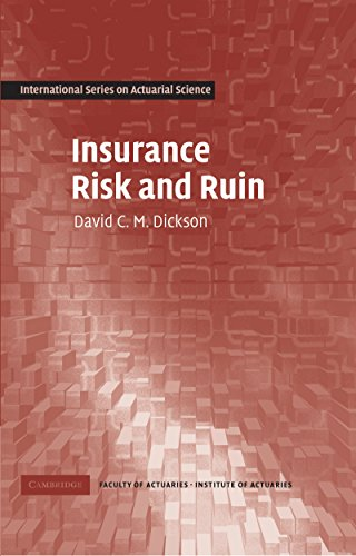 Insurance Risk and Ruin (International Series on Actuarial Science) Pdf
