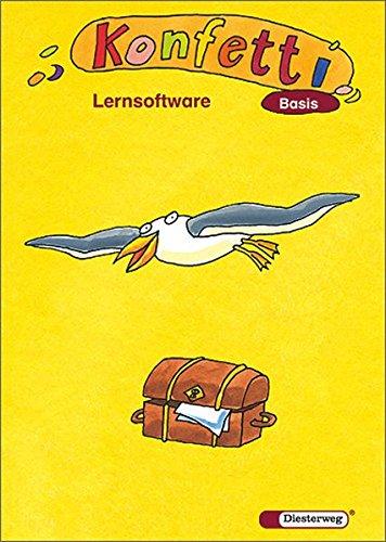 Konfetti Basis / Das Werk für den offenen Anfangsunterricht - Ausgabe 2006: Konfetti Basis - Ausgabe 2006: Lernsoftware