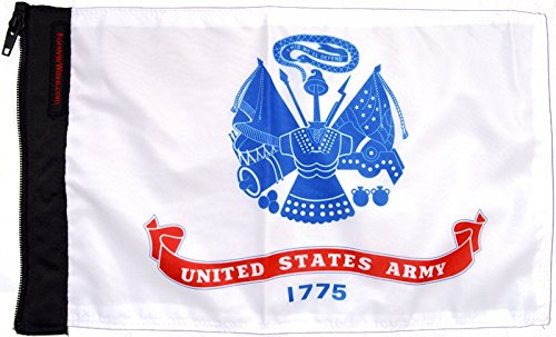 Forever Wave United States Army Flag