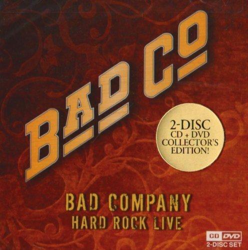 Mick Company Bad Ralphs - Bad Company: Hard Rock Live (CD+DVD) by Bad Company, Paul Rodgers, Mick Ralphs, Simon Kirke (2010-02-09)