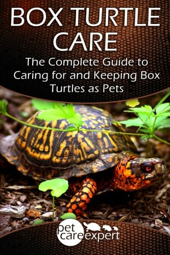 Box Turtle Care: The Complete Guide to Caring for and Keeping Box Turtles as Pets (Pet Care Expert) (Volume 1)