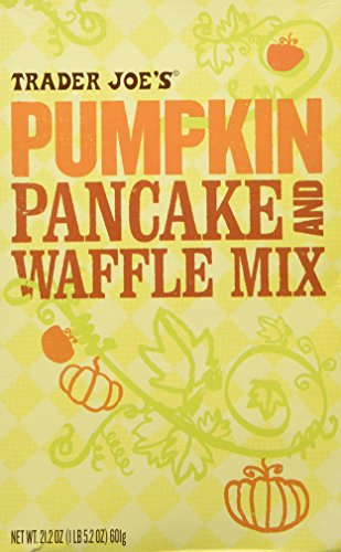 Trader Joe's Pumpkin Pancake and Waffle Mix - 2 Pack