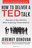 """DELIVER THE PRESENTATION OF YOUR LIFE--AND LAUNCH YOUR CAREER  A nonprofit dedicated to ideas worth spreading, TED challenges the world's most fascinating thinkers and doers to give """"the speech of their lives"""" in 18 minutes or less. The more than 14,..."""