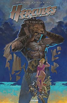 Amazon.com: Hercules: The Thracian Wars eBook: Steve Moore ...  Amazon.com: Her...