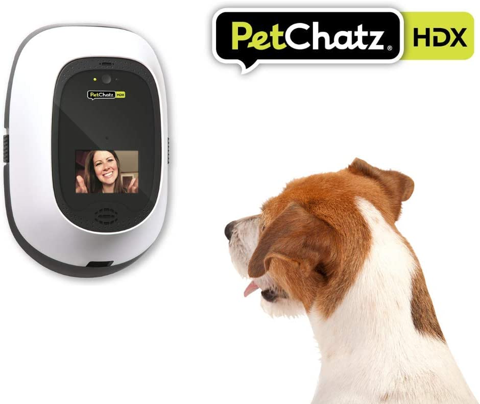 Amazon Com Petchatz Hdx New Usa Made Luxury 2 Way Audio Video Pet Treat Camera Hd 1080p Motion Sound Detection Smart Video Recording Streams Dogtv Calming Aromatherapy Designed For Dogs And Cats Home Improvement