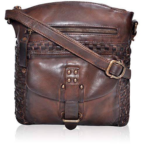 Genuine Leather Crossbody Sling bag for Women Fancy & Stylish Bags for Girls