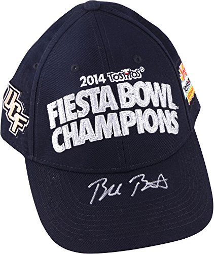 Blake Bortles UCF Knights 2013 Fiesta Bowl Champs Autogra...