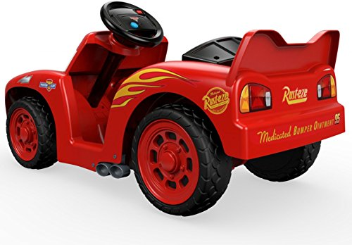 515zhFU PEL - Power Wheels Lil Lightning McQueen