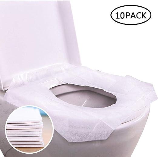 Womdee - Fundas Desechables de Papel higiénico para niños y ...